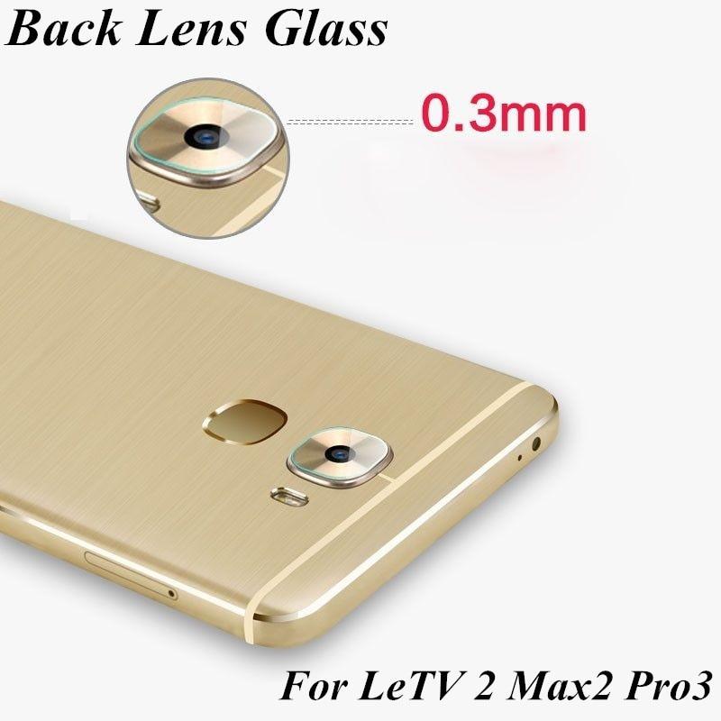 10PCS Rear Camera Lens Film Flexible Soft Tempered Glass Screen protector For LeTV 2 Max2 Pro3 Ultra Thin Clear Fiberglass Films