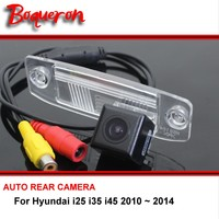 For Hyundai I25 I35 I45 2010 2014 Rear View Camera Back Up Reverse Camera Car Parking