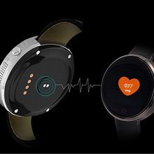 Heart Rate Watch DM360 Bluetooth Smartwatch Wearable Devices Support iOS 7 above and Androld 4.3 above Fashion Smart Watch