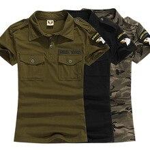 Военная форма армейская зеленая хлопковая футболка женская с коротким рукавом летняя камуфляжная футболка повседневные топы большой размер 4Xl 5Xl