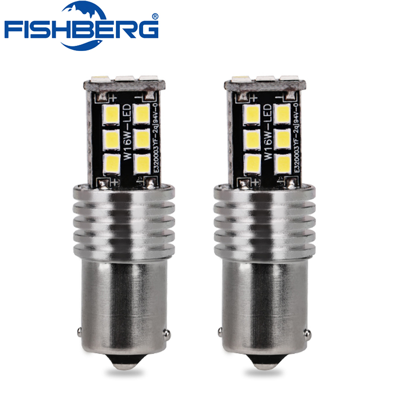 2X 1156 BA15S P21W 1156B BAU15S  1157 BA15D Led Bulb For Backup Reverse Light SMD2835 15LED DRL Turn Light Bulb Tail Backup Lamp wljh 2x canbus 20w 1156 ba15s p21w led bulb 4014smd car backup reverse light lamp for bmw 228i 320i 328d 328i 335i m3 x1 x4 2015