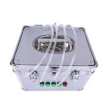 все цены на Ultrasonic print head cleaner for konica Spectra Polaris HP Seiko Xaar128  dx4 dx5 printhead ultrasonic cleaning machine онлайн