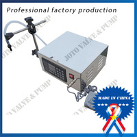 110v 220v Factory Sell Digital Control Pump Drink Water Liquid Filling Machine