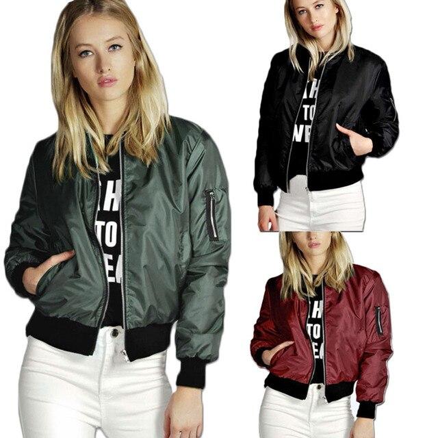 Blouson coupe-vent simple à manches longues pour femme, vestes d'été, léger, à la mode 2020 5