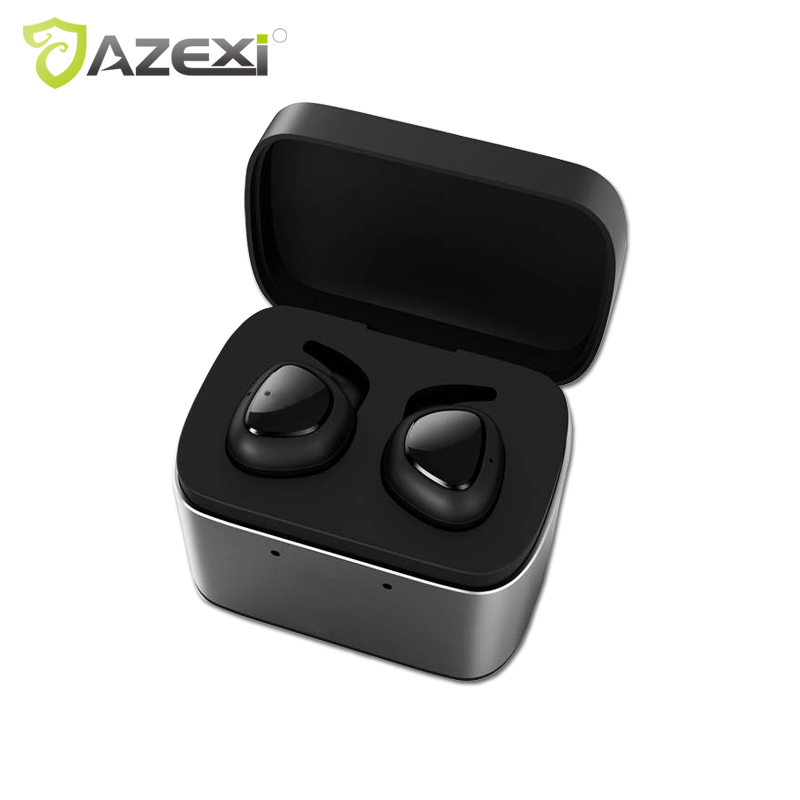 Bluetooth Earphone BH11 TWS True Wireless Earbuds Bluetooth 4.1 Stereo Earphones for iPhone with Charger Box Portable