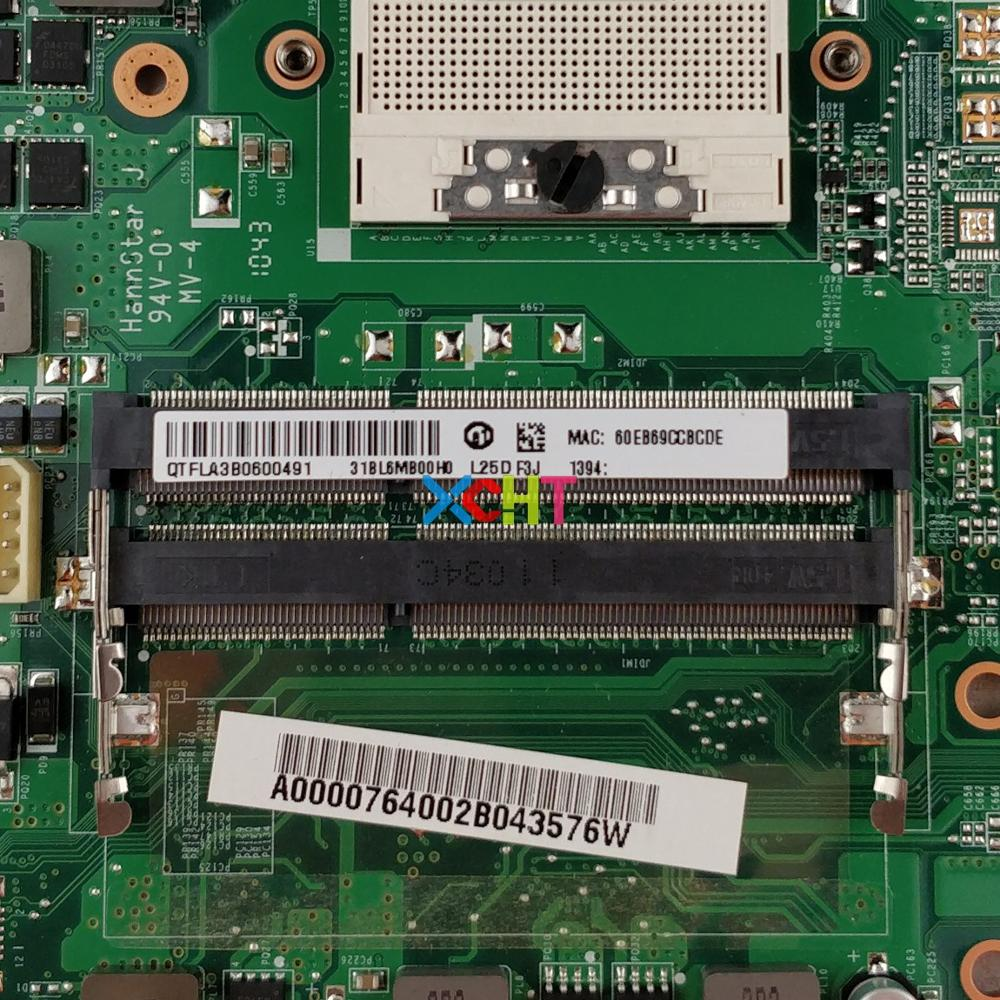 motherboard graphics A000076400 DABL6DMB8F0 w HD5650 Graphics for Toshiba Satellite L650 L655 Laptop PC Notebook Motherboard Mainboard (3)
