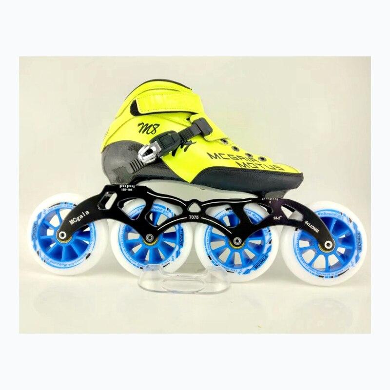 Free Shipping Speed Skates M8