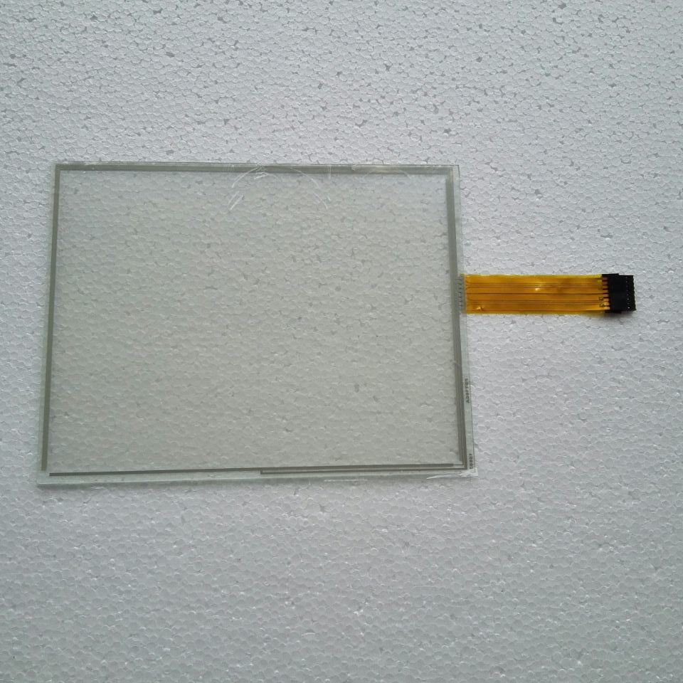 2711P T10C4D7 2711P T10C6D Touch Glass Panel for HMI Panel repair do it yourself New Have