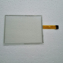 2711P-T10C4D7 2711P-T10C6D Touch Glass Panel for HMI Panel repair~do it yourself,New & Have in stock