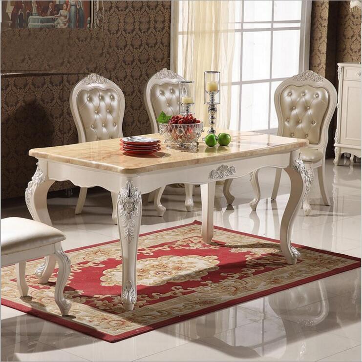 high quality  European modern dinner table set 01238high quality  European modern dinner table set 01238