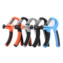 10-40kg Hand grip adjustable Fitness Grip Gym Sport Grips finger building Muscle Strength Training hand gripper Custom Logo