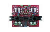 E-100A Headphone Amplifier Board LM317/LM337 FET Terminou Bordo