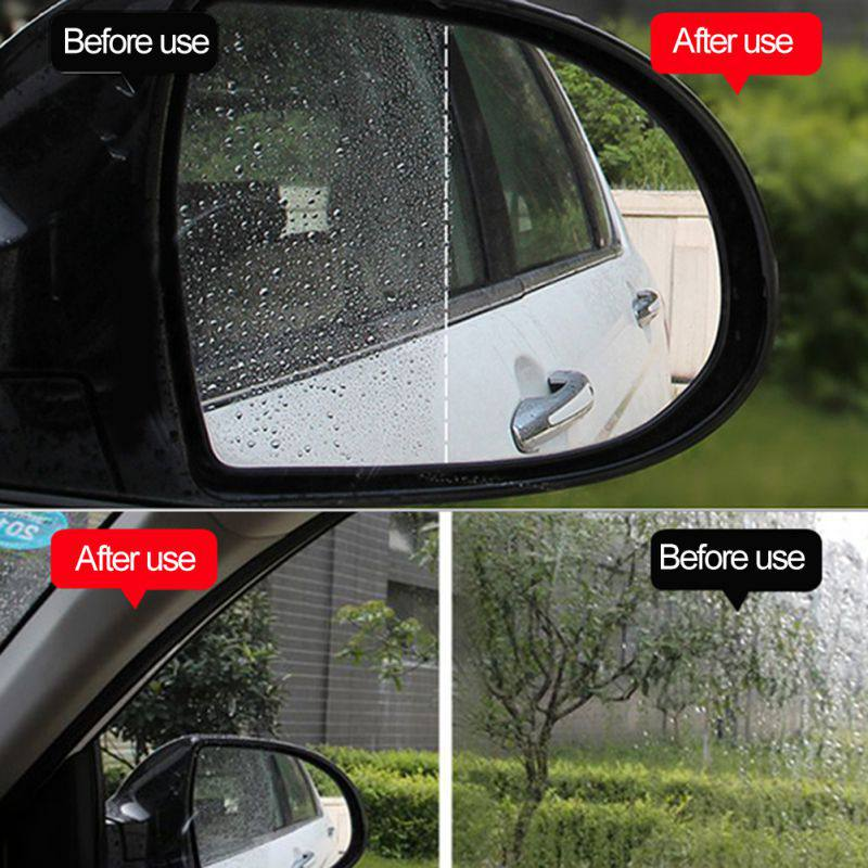 120ml Anti fog Agent Waterproof Rainproof Anit fog spray Car Window Glass Bathroom Cleaner Car Cleaning Car Accessories in Paint Cleaner from Automobiles Motorcycles