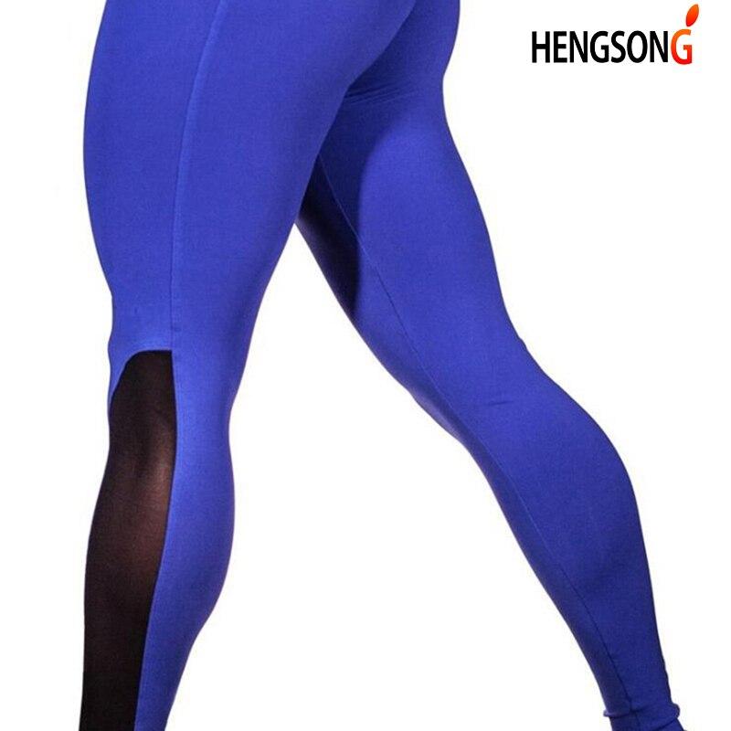 Mesh Patchwork Leggings Women Summer Fitness Pants Ankle Length Trouser Women Sportswear 2018 Hot Sale Fitness Leggings