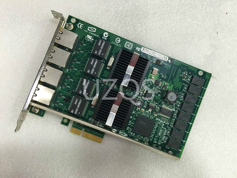 Original disassemble for intel NIC EXPI9404PT Gigabit PRO / 1000 network card soft routing la46b610a5r ssb460h16v01 l inv46b16f used disassemble