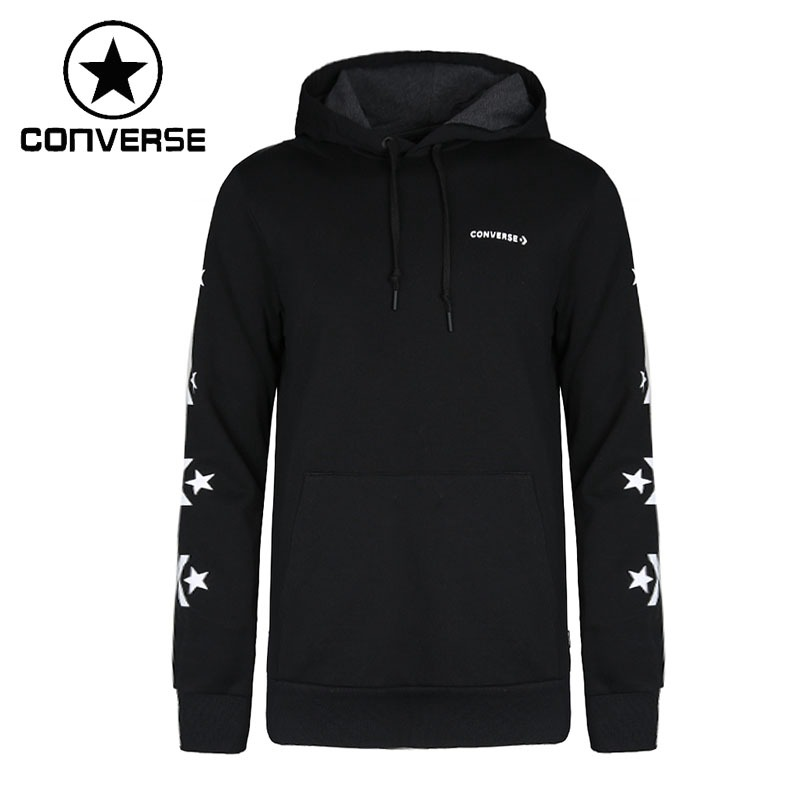 Original New Arrival 2018 Converse Star Player Men's  Pullover Hoodies Sportswear adidas original new arrival official neo women s knitted pants breathable elatstic waist sportswear bs4904