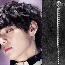 Bangtan7 Long Tassel Earrings (6 Models)
