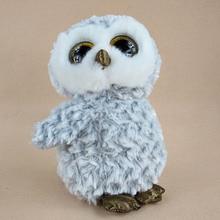 26cm Large Lovely Ty Beanie Boos Big Eyes Owl Plush Soft Stuffed Animals Doll Toys For