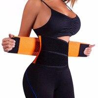 1 Pc Neoprene Elastic Waist Support Back Belt Lumbar Trimmer Waist Brace Exercise Slimming Belt Shaper