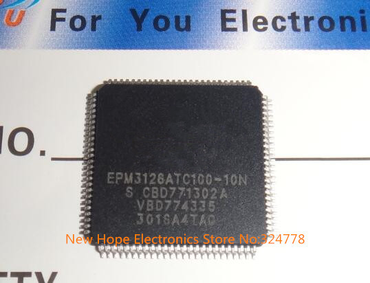 good quality EPM3128ATC100-10N  EPM3128ATC100  NEW  QFP100