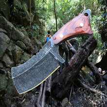 DAOMACHEN tactical hunting knife outdoors camping survive knives multi diving tool & Stone wash blade small kitchen