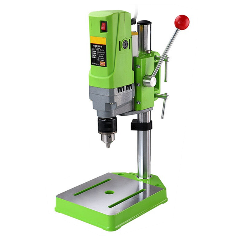 710W Bench Drill Variable Speed Drilling Chuck 1-13mm Drilling Machine Wood Metal Electric Tools цена