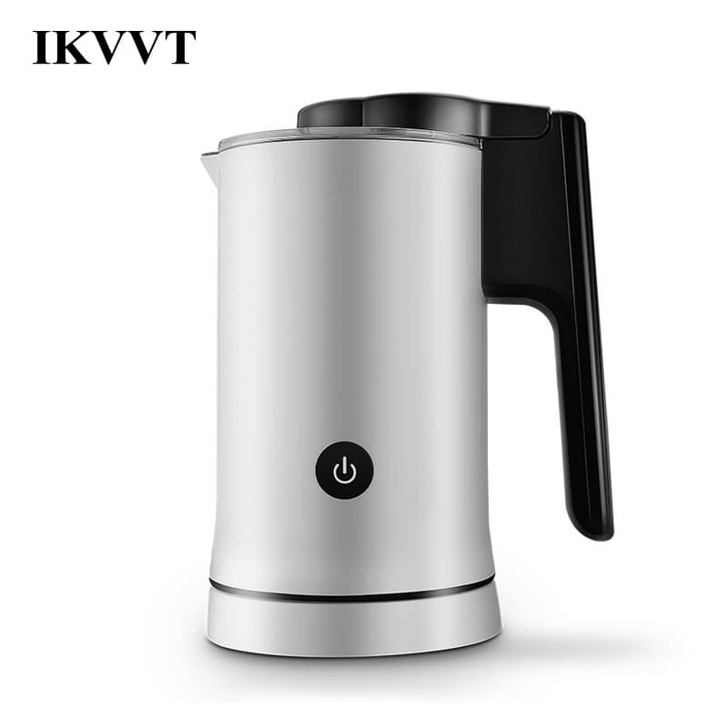 Sraintech Automatic Foaming Machine Milk Warming Machine Electric Milk Frother for Coffee Latte Art Accessories