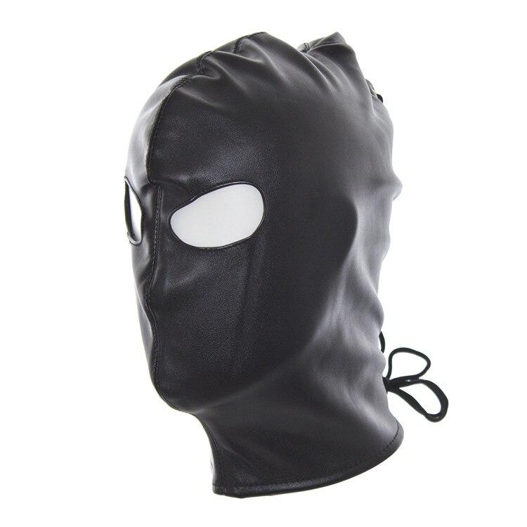 Leather Fetish Mask 31