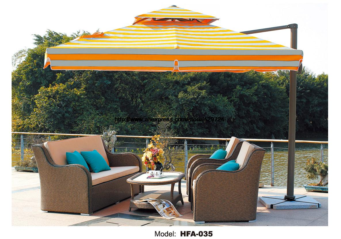 Us 899 0 Classic Rattan Furniture 123 Sectional Vine Sofa Whole Set Include Table Cushions Garden Outdoor Health Rattan Rattan Furniture In Garden