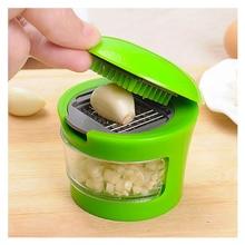 RSCHEF 1 piezas ajo hogar aparato utensilios de cocina ajo cortado y jugo de jengibre