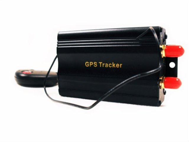 Wholesale TK103B GSM/GPRS/GPS GLOBAL Tracker for Vehicle tracker with remote control free ship