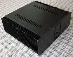 WA30 Full Aluminum power amplifier chassis amp Enclosure /case/Box 440*410*150mm