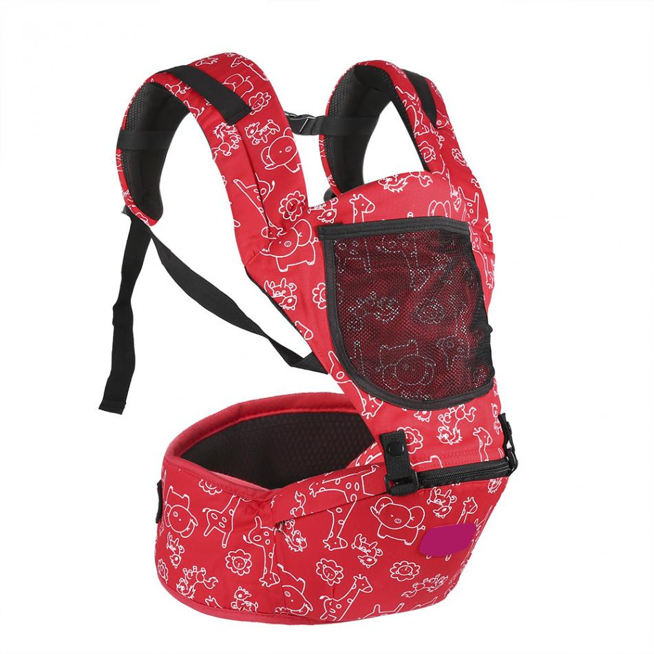 Ergonomic Breatheable Adjustable Ergonomic Baby Carrier Hip Seat For Newborn 8