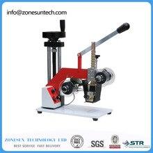 ZY-RM5-E (2) Цвет Ленты Горячая Печатная Машина, дата код принтера ленты, фольга Горячего тиснения, номер партии фольги embossor