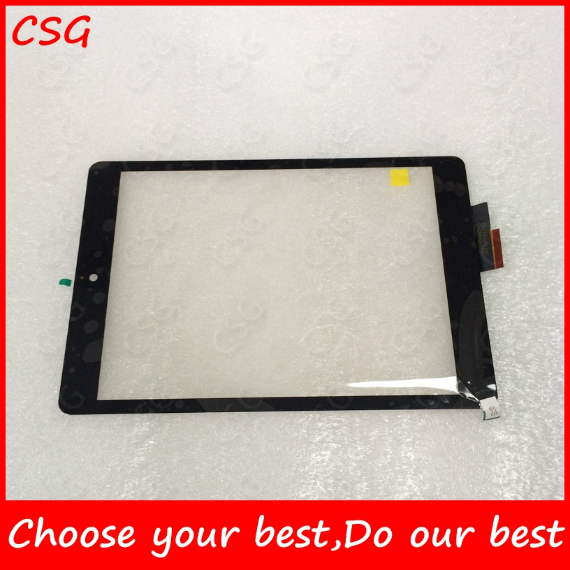 New Touch Screen Digitizer Touch Panel Glass Sensor For 7.85