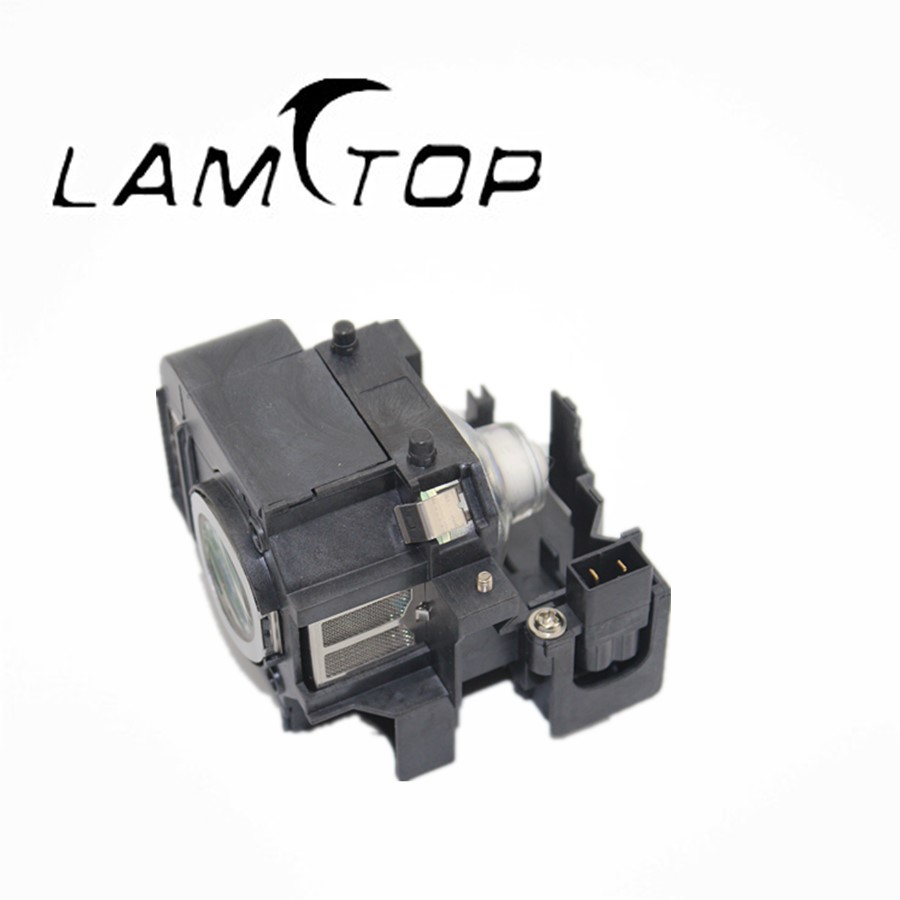 FREE SHIPPING  LAMTOP Hot selling  original lamp  with housing   ELPLP50/V13H010L50  for  EB-84/EB-84H free shipping lamtop hot selling original lamp with housing np10lp for np200