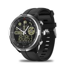 IP67/50M Water Resistant ZEBLAZE VIBE 4 HYBRID Rugged Smartwatch Smart Watch Men activity tracker