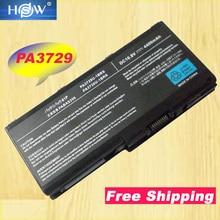 HSW Free Shipping 4400mah For Toshiba PA3730 Laptop Battery