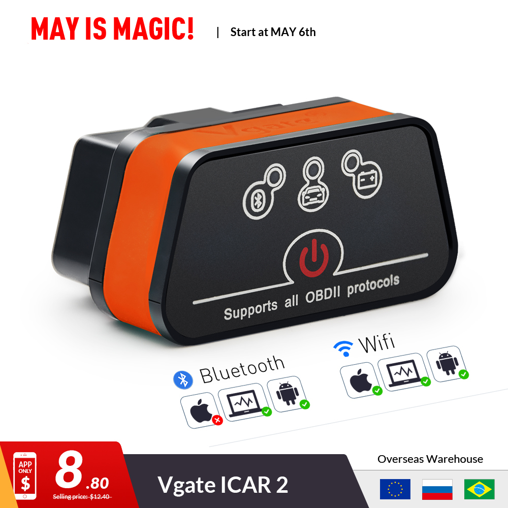 top 9 most popular i obd2 wifi list and get free shipping