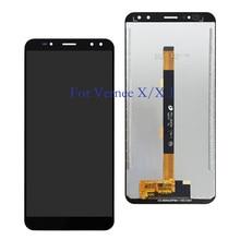 """6.0 """"hiển thị gốc cho Vernee X MÀN HÌNH LCD + Màn hình cảm ứng kỹ thuật số chuyển đổi hội thay thế Cho Vernee X1 LCD sửa chữa các bộ phận"""