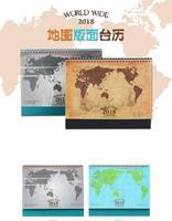 2017 2018 World Wide Calendars Mini Table Calendars Desk Planner Calendar January 2017 To December