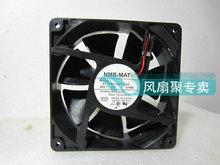 Original NMB-MAT 4715KL-05T-B40 24V 0.46A 12CM 12038 inverter drive cooling fan