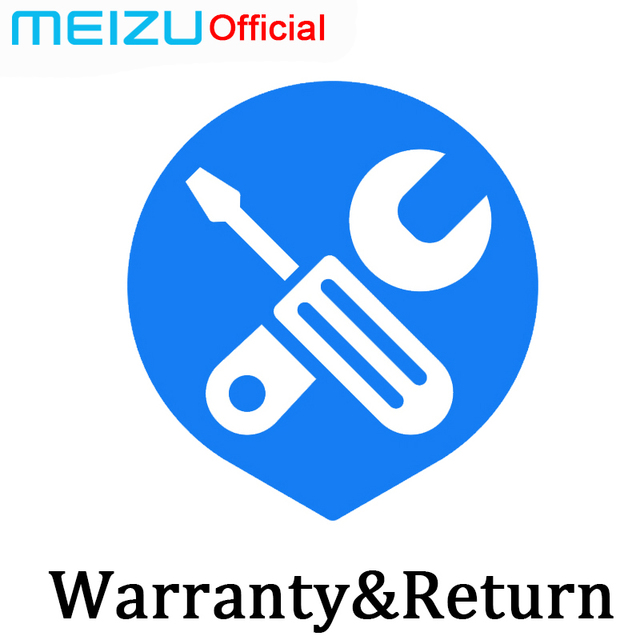 About Warranty & Return From MEIZU OFFICIAL STORE