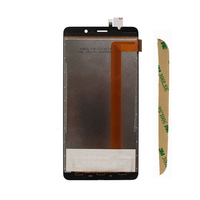 Original For Blackview BV5000 LCD Display With Touch Screen Digitizer Assembly Black And White Free Shipping
