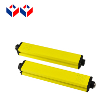 China Manufacturer SCF-10-40 Normally Open And Normally Closed Light Curtains Area Photoelectric Sensors