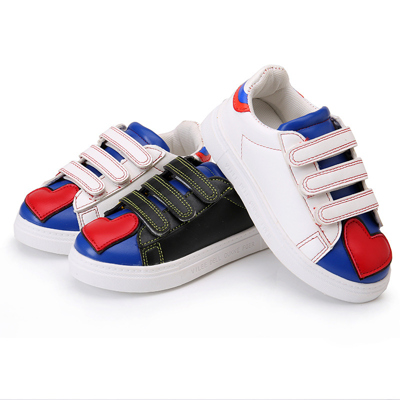 Hot Sale 2017spring autumn New design fashion children s shoes boys and girls Wear resistant non