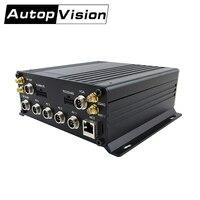 MDR8114 4CH AHD 720P سيارة سوداء موبايل DVR لحافلة تاكسي مدرسة مكتب كاميرا قوية مستقرة تطبيق دعم رصد في الوقت الحقيقي-في كاميرات المراقبة من الأمن والحماية على