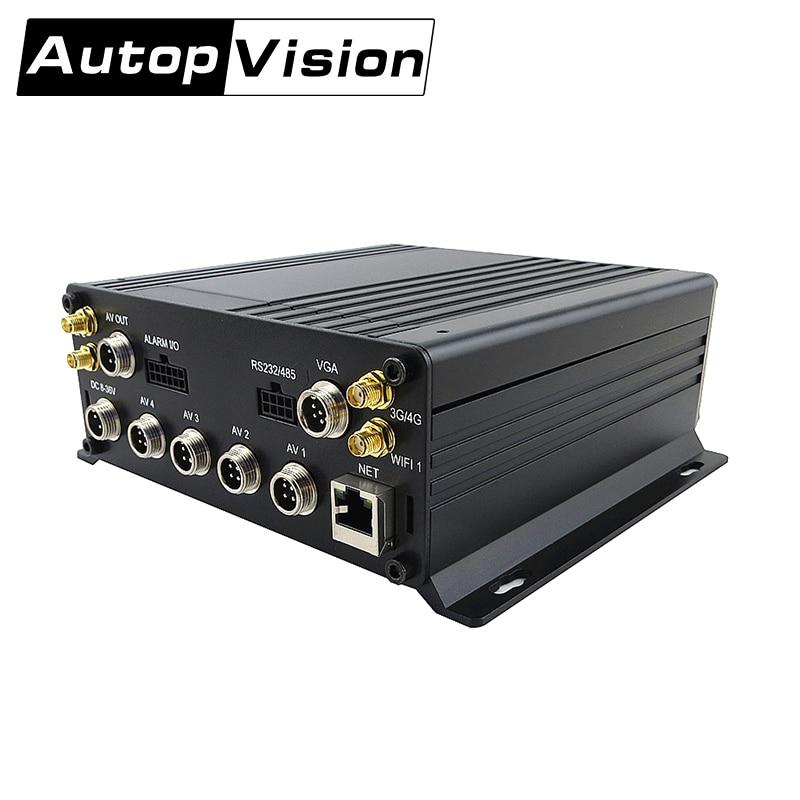 MDR8814 4CH AHD 720P Car BlackBox SD card supported MDVR for bus taxi school office camera TTS video AHD DVR xdevice blackbox 48 в новосибирске