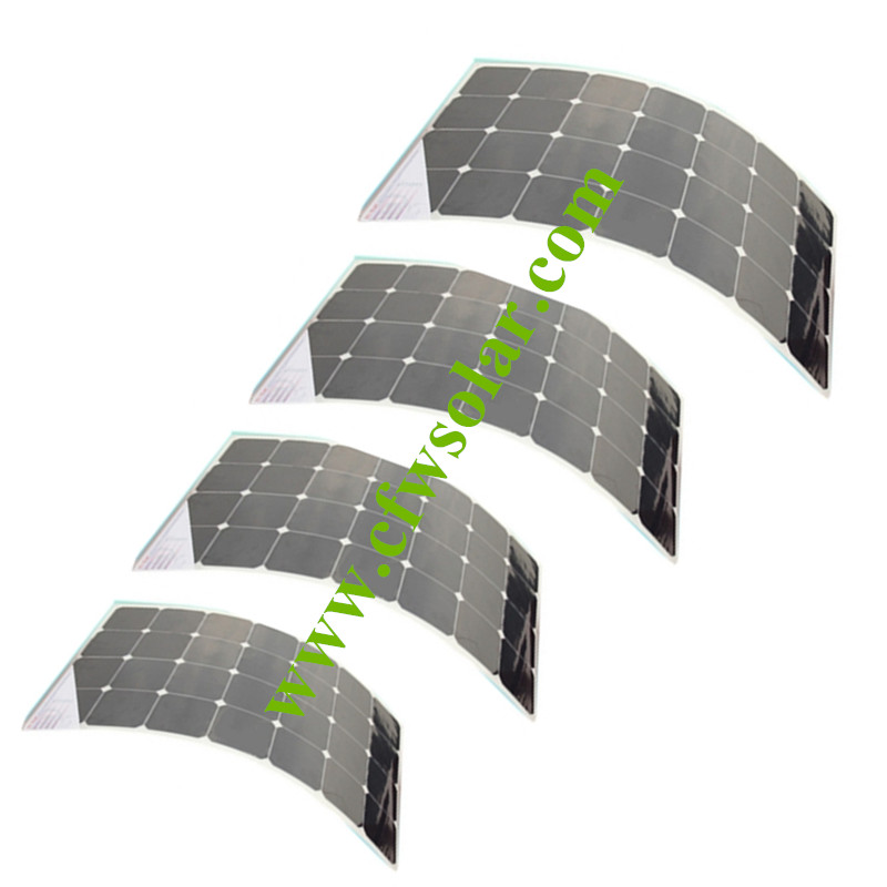solar panel made from China, good price solar panel for sale 320W (4*80W) , suit for 12V and 24v battery solar power supply.