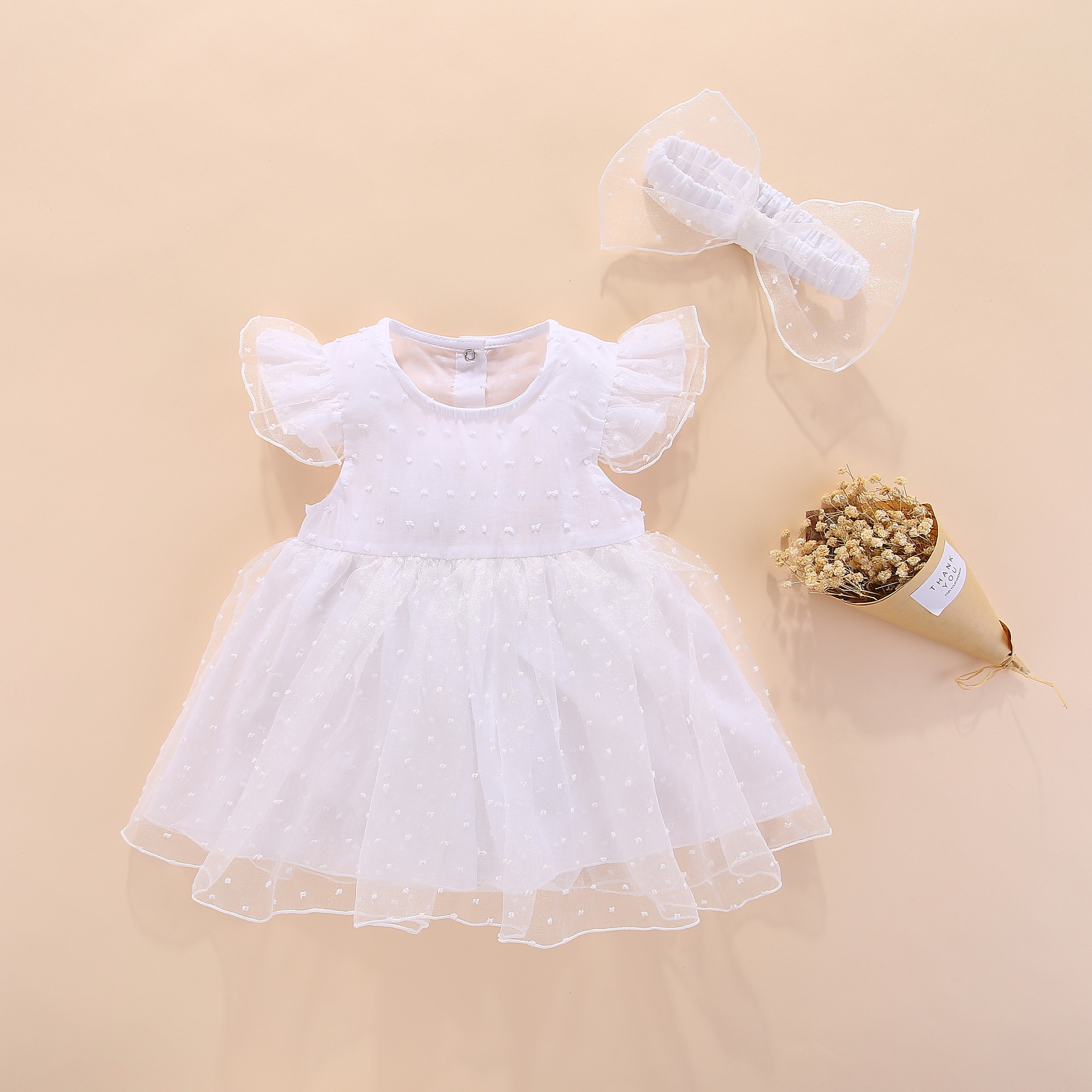 18m Various Sizes: Newborn 6m 12m 24m The Be Sweet White and Yellow Cupcake Baby Cotton Onesie Infant Rip Snap Tee